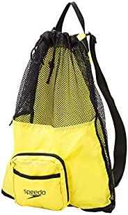 Speedo 速比涛 包 Pocketable Mesh Bag 便携网眼包 游泳 男女通用 SE21911 ONESIZE