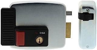 CISA 电子锁 12V 镀锌 银色 11731701 12V