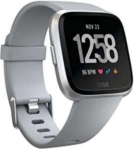 Fitbit Versa 铝制智能手表 均码 1