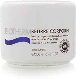 Biotherm 碧欧泉 Beurre Corporel 女士润肤霜,1件装(1 x 200克)
