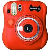 Fujifilm 拍立得 Mini 25 万圣节拍照相机 成长格式 62 x 46 毫米 橙色