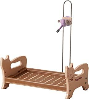 川崎公司 猫粮 打底机 米色×棕色 尺寸:37×25×50cm25×45cm