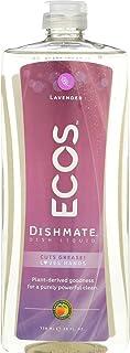 Earth Friendly (地球宝贝) - ECOS Dishmate盘液体淡紫色 - 25 fl. 盎司