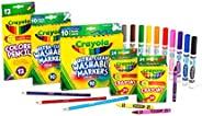 Crayola 绘儿乐 青少年返校美术用品套装 共80件