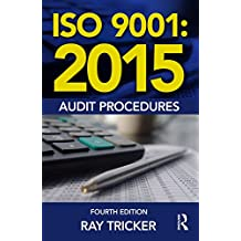 ISO 9001:2015 Audit Procedures (English Edition)