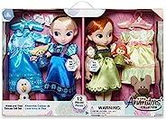 Disney 安娜和艾莎唱歌娃娃豪华礼品套装 - Disney 动画师系列