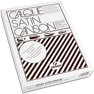 Canson 康颂 200017109 – 高度透明绘图纸 A4