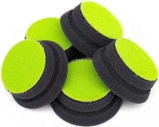KOCHEMIE Koch-Chemie - 抛光和密封垫 - 用于均匀应用密封产品的超精细海绵;低扭力和高稳定性;轻松轮廓(45 毫米 x 23 毫米)(5 件装)