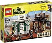 LEGO 孤独游骑兵Colby City Showdown (79109)