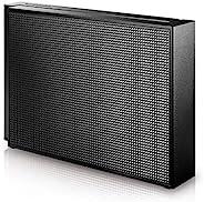 I-O DATA 外置 HDD 6TB 电视录像 USB3.1(Gen1)/USB3.0 故障预测/数据消除应用程序 周六支持 EX-HDAZ-UTL6K