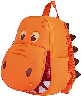 OFUN 恐龙背包适合学步男孩、幼儿书包 女孩恐龙玩具袋