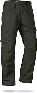 LA Police Gear 男式防水操作员战术裤,带弹性腰带