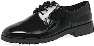 Clarks 女士 Griffin Lane 德比鞋