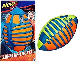 Again Products NERF Sports Weather Blitz 足球玩具套装(*和橙色)