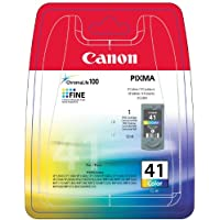 Canon 0617B032 CL-41 墨盒 气泡 带*保护 彩色