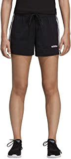 adidas 阿迪达斯 女式 Essentials 3 条纹短裤