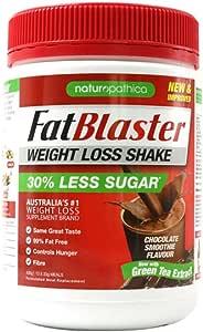FatBlaster 减肥代餐奶昔 巧克力味 430g(澳大利亚品牌 香港直邮)