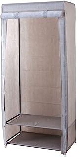 武田公司 衣柜 灰色 约78×50×175厘米 K8-WD78GRY