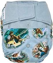GroVia 可重复使用混合婴儿布尿裤钩环外壳