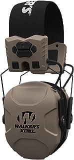 Walker's Saftey Xcel 100 数字电子套筒/语音净度,先进的电路,4 种听力模式