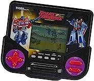 Hasbro 孩之宝 伪装的《泰格电子变形金刚》2代机器人,电子液晶电视游戏复古风格,1人手持游戏,适合年龄在8岁及以上的人群