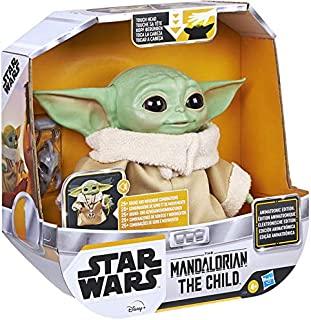 Collect 星球大战/曼达洛里人 - 儿童 - 动画版 - 超过 25 种声音和动作组合!感受力量!