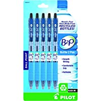 Pilot B2P - Bottle to Pen - Retractable Ball Point Pens