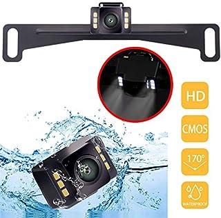 Aceeken 2510HZ 车牌无线摄像头 适用于 4.3 英寸系统