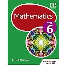 Mathematics Year 6 (English Edition)