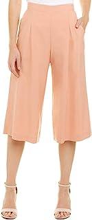 BCBGMAXAZRIA 女士自带腰带裤子
