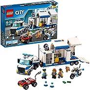 LEGO 乐高 City系列 积木拼搭玩具 警察移动指挥总部 拼插类 60139