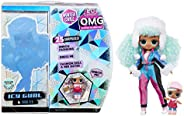 MGA Entertainment 570240E7C L.O.L OMG Winter Wonderland Surprise-Doll 1