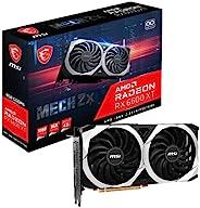 MSI 微星 Radeon RX 6600 XT MECH 2X 8G OC