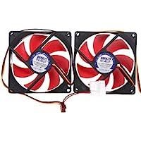 PCcooler 超频三 V9 VC-9 PCI位 显卡散热器