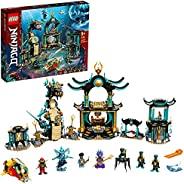 LEGO 乐高 幻影忍者 不住的海神殿 71755
