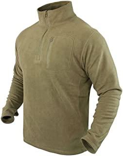Condor Tactical Quarter Zip Fleece Pullover Jacket
