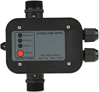 水压开关 - 泵压力开关 220V 黑色自吸水泵压力开关