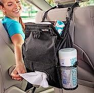 High Road Puff'nStuff 汽车垃圾袋收纳包和纸巾夹