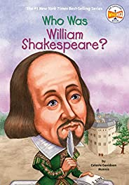 Who Was William Shakespeare? (Who Was?) (English Edition)