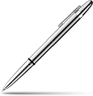 Fisher Space Pen 子弹型笔夹太空笔,铬色