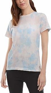 Danskin 女式扎染 T 恤