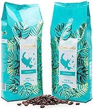Consuelo 埃塞俄比亚咖啡全豆,2×1千克