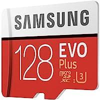 Samsung Micro SD EVO+ 128GB 存储卡