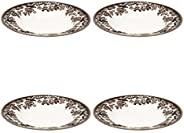 Spode Delamere Soup Plate, Set of 4