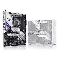 ASUS INTEL Z490 搭載LGA1200 對應ROG STRIX Z490-A GAMING 【 ATX 】