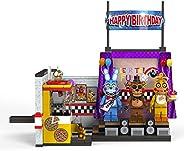 McFarlane Toys Freddy5个页面的玩具舞台大套装