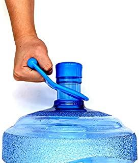 2 件装水瓶手柄水瓶提拉器;一人使用