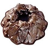 NordicWare 丰收的叶子烘焙模具 青铜色