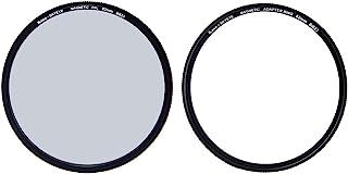 Kase Skyeye 82 毫米 CPL 磁性 MC 光学玻璃过滤器包括适配器 82