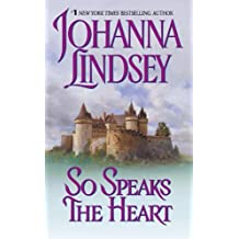 So Speaks the Heart (Avon Historical Romance) (English Edition)